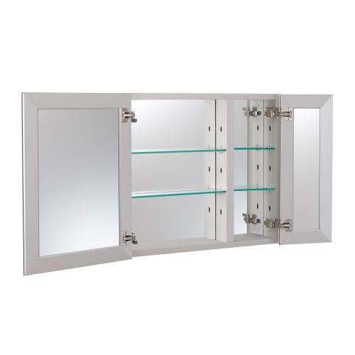 Foremost Mmc3026 26 X 4 716 Frameless Double Door Medicine