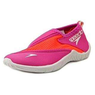 Speedo Kids Surf Walker Pro 2.0 Youth Round Toe Synthetic Pink Water Shoe