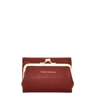 Dooney & Bourke Modified Lamb Framed Billfold Wallet (Introduced by Dooney & Bourke at $118 in Aug 2016)