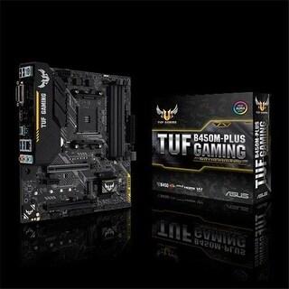 Motherboard GAMING AMD AM4 B450 Max 64GB DDR4 Windows 10 Micro ATX