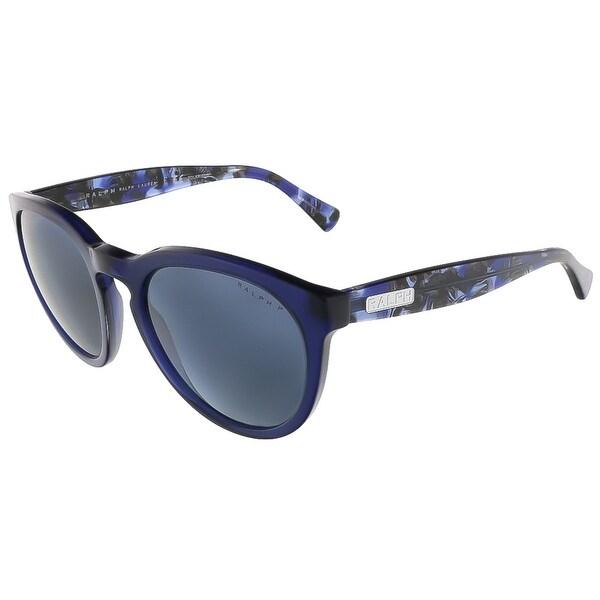 Ralph Lauren RA5188 13204U Blue Round sunglasses - 54-20-135