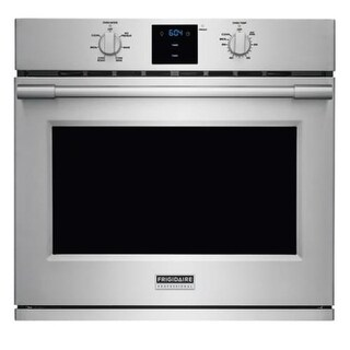 Frigidaire FPEW3077R 30 Inch Wide 5.1 Cu. Ft. Single Electric Wall Oven with PowerPlus Convection - Stainless Steel