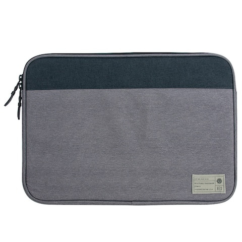 HEX Durable Padded Sleeve Case for Microsoft Surface Book or 15 Laptop, Gray