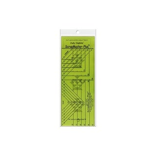 Feathered Star Ruler ScrapMaster-Plus