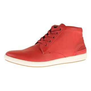 Steve Madden Mens M-Fray Fashion Sneakers High Top Round Toe