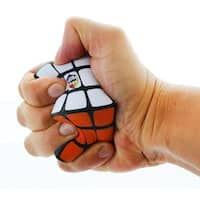 Rubik's Cube Stress Ball - multi