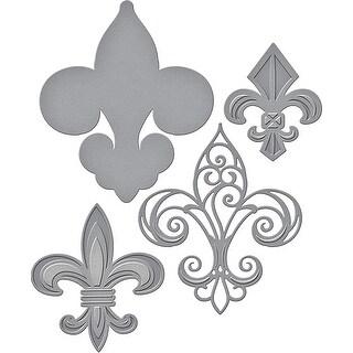 Spellbinder Shapeabilities Ooh La La By Stacey Caron-Fleur De France