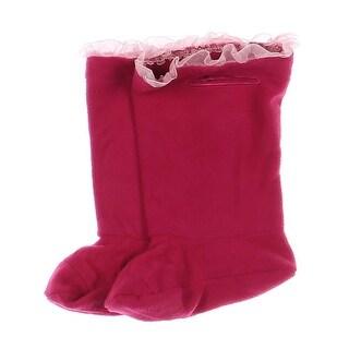 Western Chief Girls Boot Liners Fleece