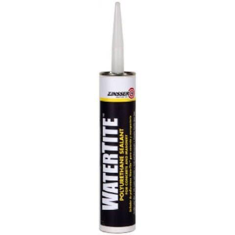 Zinsser 05091 Watertite Polyurethane Sealant, 12 Oz