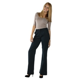 Lola Emily-RB, High Rise Wide Leg Trouser With 4-Way Stretch Technology
