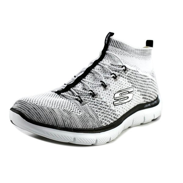 c2d8e5abeb19 Skechers Flex Appeal 2.0 Hourglass Women Round Toe Synthetic White Running  Shoe - Free Shipping Today - Overstock.com - 24696859