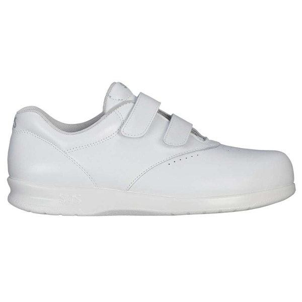 SAS Womens Me Too Leather Low Top Walking Shoes - 5.5