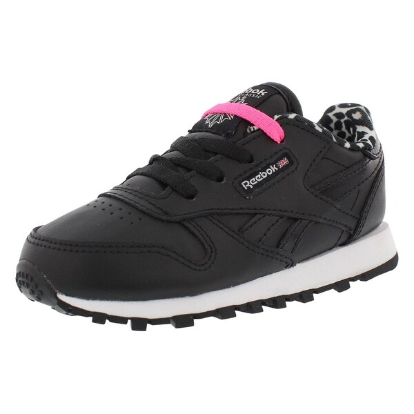 680f7fb21fa Shop Reebok Classic Leather Classic Girl s Shoes - Free Shipping On ...