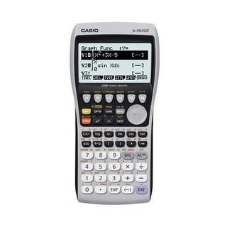 Casio Fx-9860Gii-L-Ih 21 Digit Advanced Graphing Calculator With 62Kb Ram
