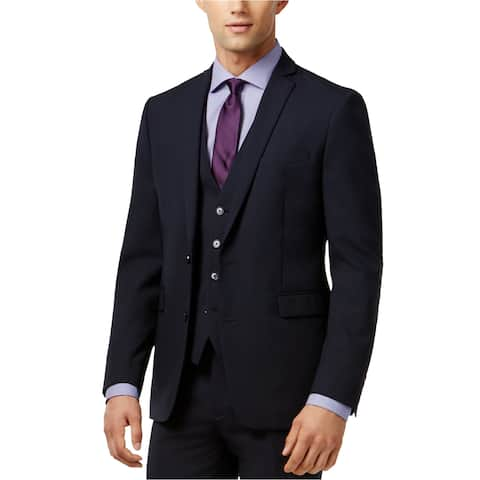 Bar Iii Mens Professional Two Button Blazer Jacket - 40 Long