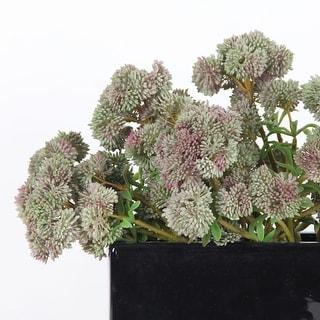 "FloralGoods Artificial Irish Cauliflower Stem in Green 13"" Tall"