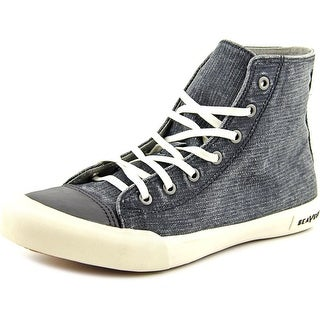Seavees 08/61 Round Toe Canvas Sneakers