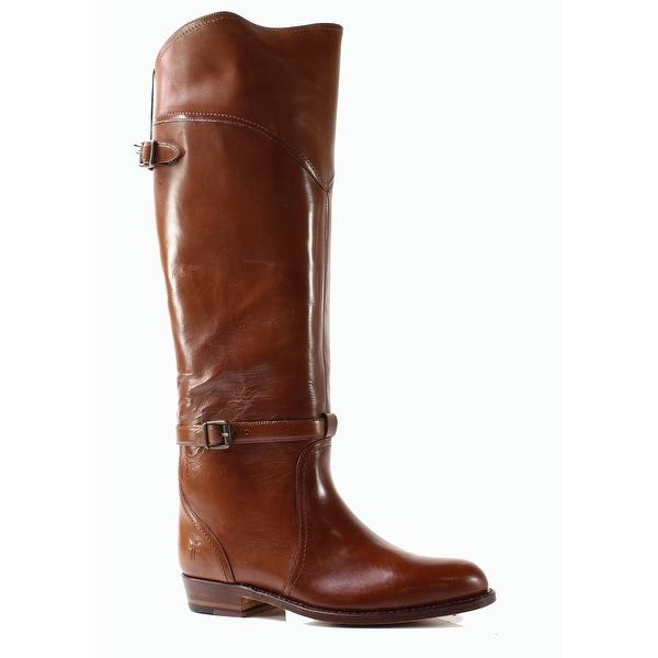 Frye NEW Brown Women's Shoes Size 5.5M Dorado Riding Boot