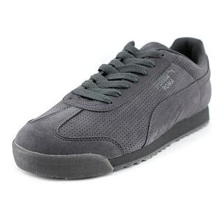 Puma Roma Mono Translucent Round Toe Synthetic Sneakers|https://ak1.ostkcdn.com/images/products/is/images/direct/f1446117e89bb990c660b48de03e713cc50c7d11/Puma-Roma-Mono-Translucent-Round-Toe-Synthetic-Sneakers.jpg?impolicy=medium