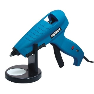 Surebonder Ultra Premium Full Size Standard High Temperature Glue Gun, 60 W, Blue
