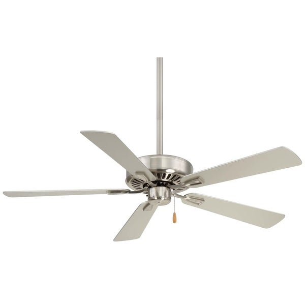 """MinkaAire Contractor Plus Contractor Plus 52"""" 5 Blade Energy Star Indoor Ceiling Fan with Blades Included"""