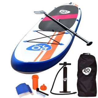 Goplus 10'Inflatable Stand Up Paddle Board SUP w/ Fin Adjustable Paddle Backpack https://ak1.ostkcdn.com/images/products/is/images/direct/f1491764ffe2f15f9a1731e4edf9c86ff61ac639/Goplus-10%27Inflatable-Stand-Up-Paddle-Board-SUP-w--Fin-Adjustable-Paddle-Backpack.jpg?impolicy=medium