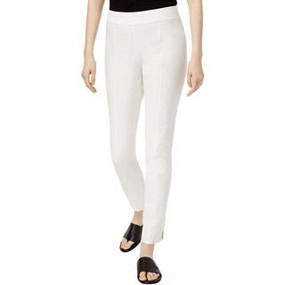 Eileen Fisher Womens Skinny Pants Slim Fit Pull On
