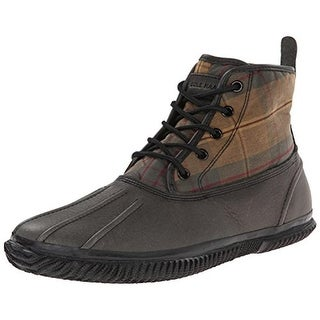 Cole Haan Mens Trenton Ankle Lace Up Waterproof Boots - 9.5 medium (d)