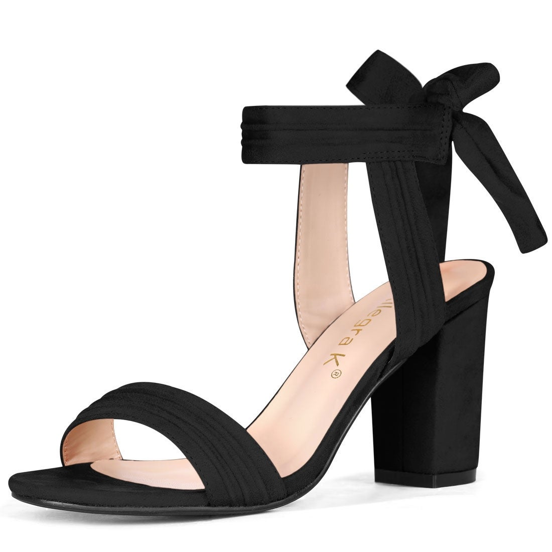 Sandals With Chunky Heel