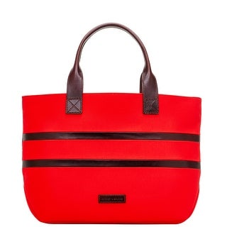 Dooney & Bourke Brooklawn Small Tote (Introduced by Dooney & Bourke at $278 in Jan 2016) - Red