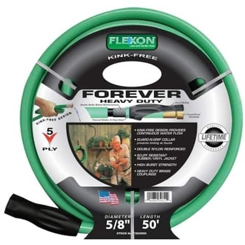 5/8in x 50in Forever Plus Garden Hose