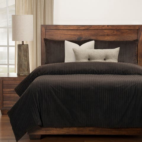 Siscovers Downy Mocha Super Soft 6-Piece Luxury Duvet Set