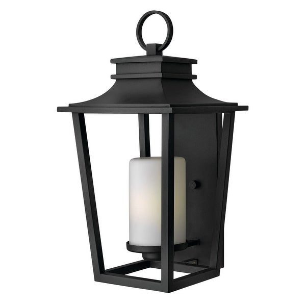 Hinkley Lighting 1745 1-Light Outdoor Lantern Wall Sconce from the Sullivan Collection - N/A