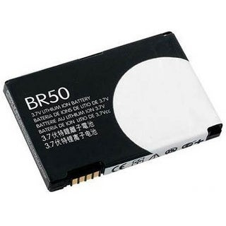 Motorola BR50 Lithium Ion Cell Phone Battery - Lithium Ion (Li-Ion) - 3.7V DC