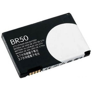 Zebra BR50 Lithium Ion Cell Phone Battery - Lithium Ion (Li-Ion) - 720mAh - 3.7V DC