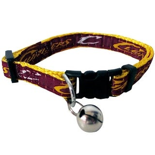 NBA Cleveland Cavaliers Cat Collar