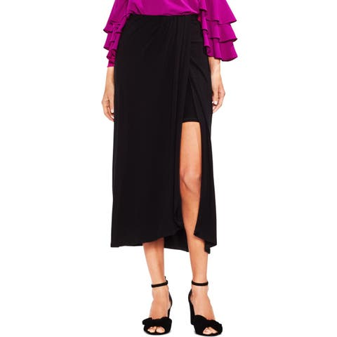 Vince Camuto Womens Midi Skirt Day To Night Dressy