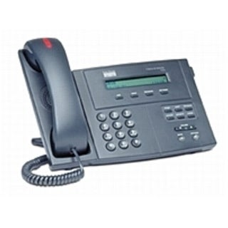Cisco CP-7910G-SW 7910G IP Phone - Keypad Dialer - LCD Monochrome (Refurbished)