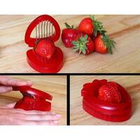 Strawberry Hull & Slice Set