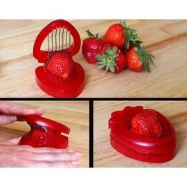 Strawberry Hull & Slice Set