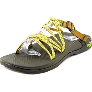 Chaco Wrapsody X Open-Toe Canvas Sport Sandal