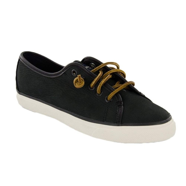 Sperry Mens seacoast Closed Toe Slip On Shoes - 7