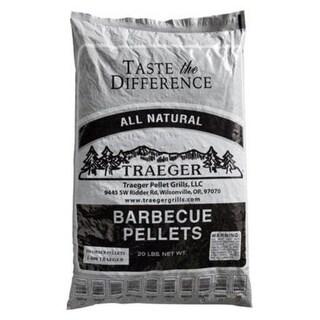 Traeger PEL307 Wood Pellets,  Alder Flavor, 20 Lb