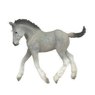 Breyer 1:18 Corral Pals Horse Collection: Grey Shire Horse Foal