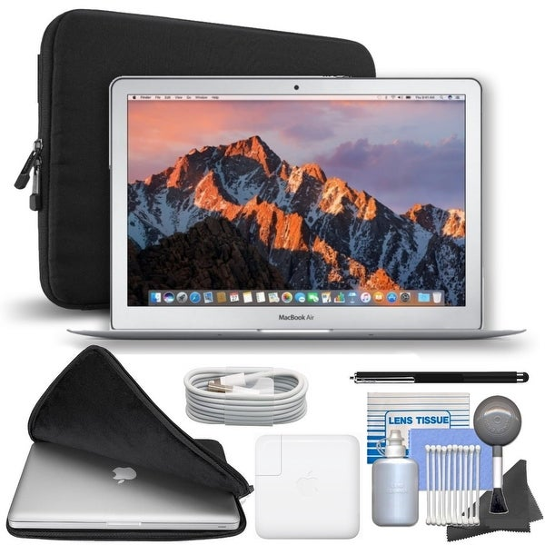 "Apple 13.3"" MacBook Air, 128GB SSD (Newest Version) (Starters Bundle)"