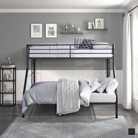 Bedeau Twin over Full Bunk Bed