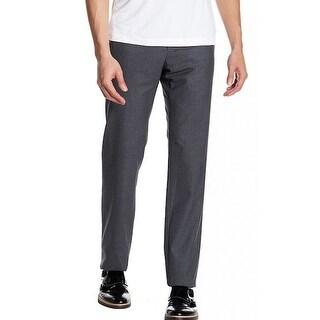 Giorgio Armani NEW Gray Mens Size 34X36 Dress - Flat Front Pants
