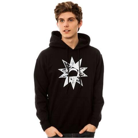 Black Scale Mens The Black Magic Pullover Hoodie Sweatshirt