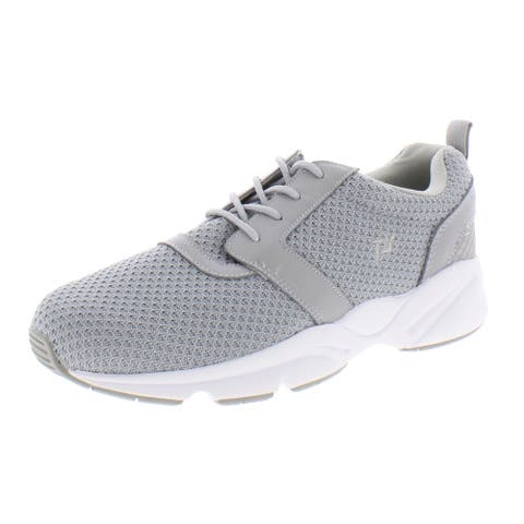 Propet Womens Stability X Walking Shoes Knit Fitness
