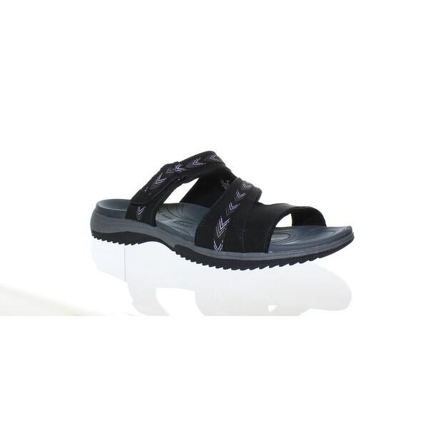 cf6ca37d81c4 Shop Dr. Scholl s Womens Day Slide Black Slides Size 10 - Free ...